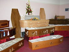 Coffin / Casket Selection Suite